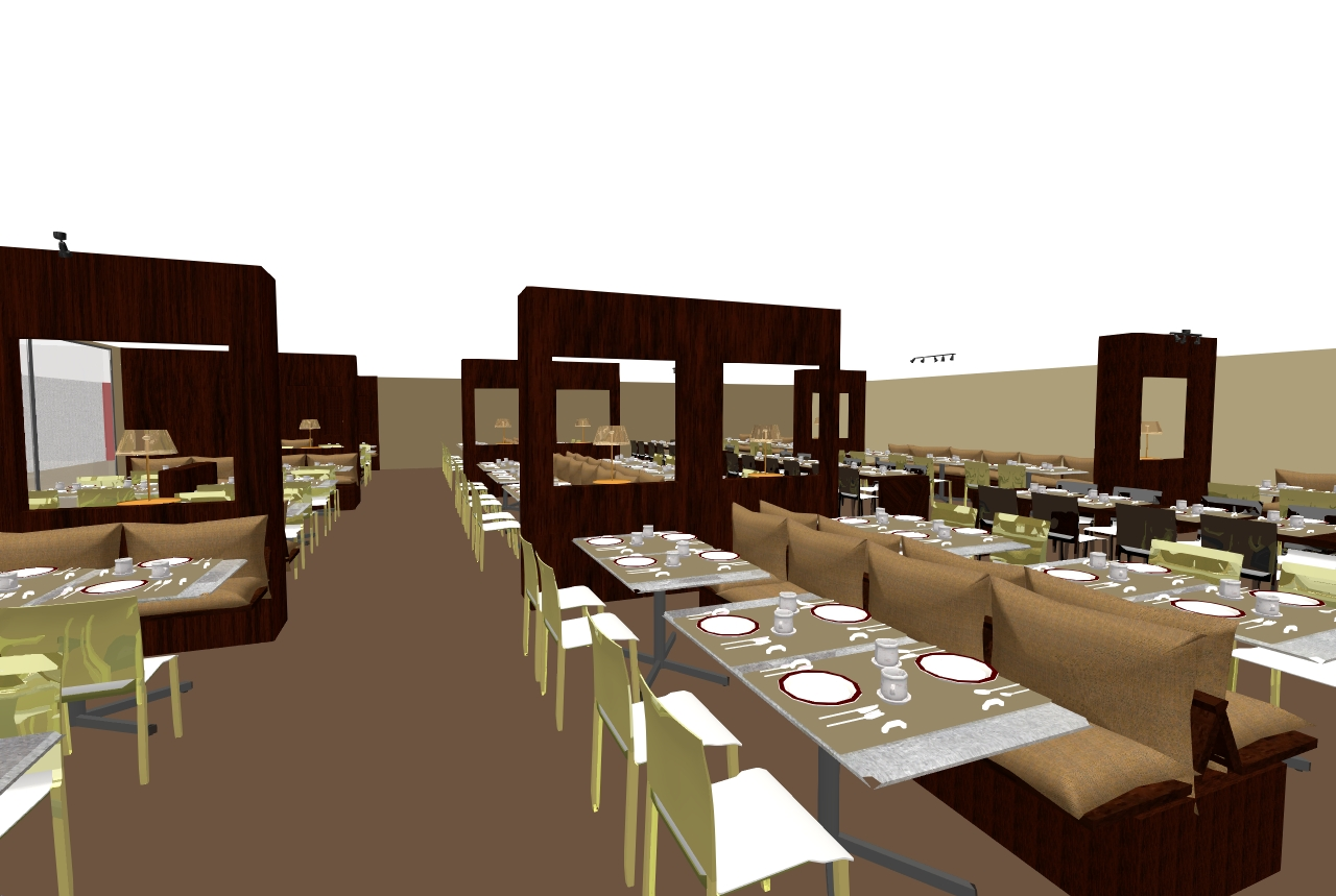 Diseno interiores proyecto hotel piezas habitat 8 - Proyecto de diseno de interiores ...
