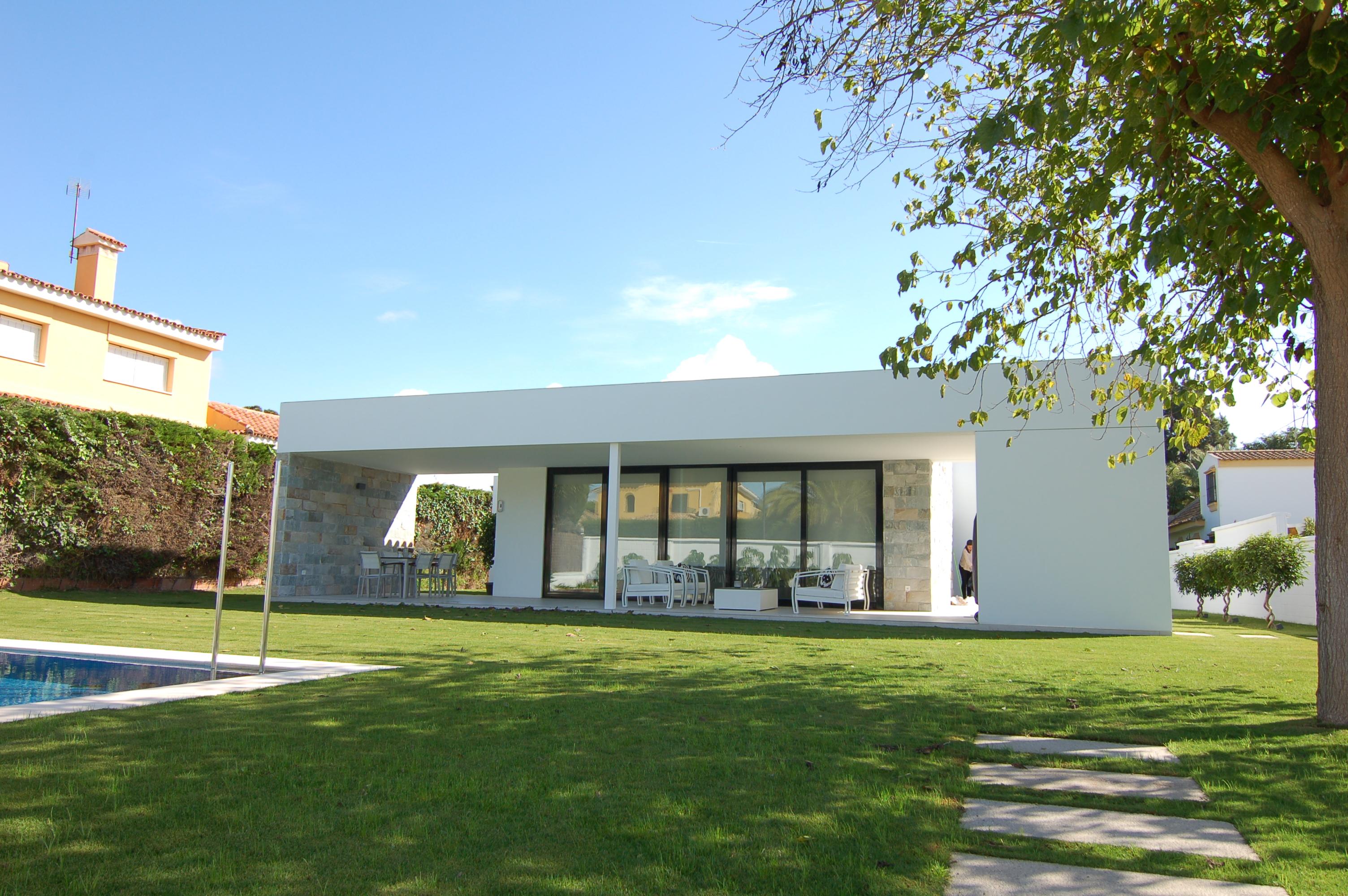 Integrated project - Proyecto arquitectura Cádiz, Sevilla Málaga