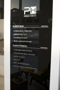 Showroom - Studio&Shop Piezas Habitat